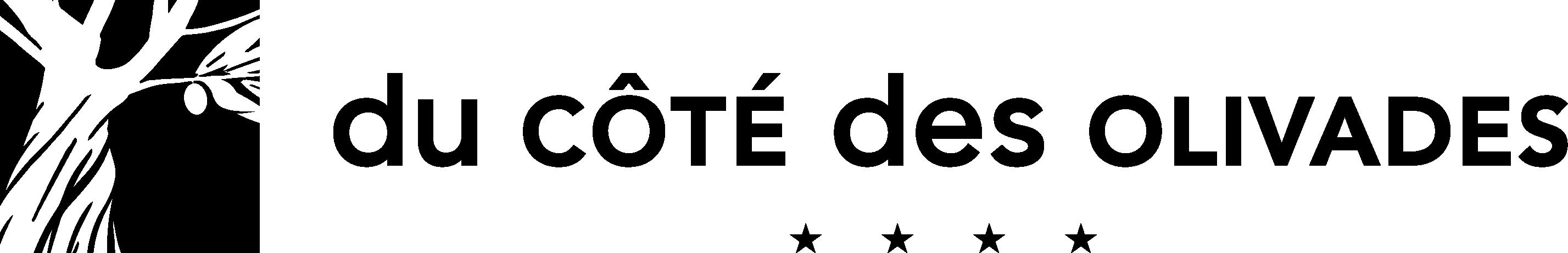 Logo du Côté des Olivades